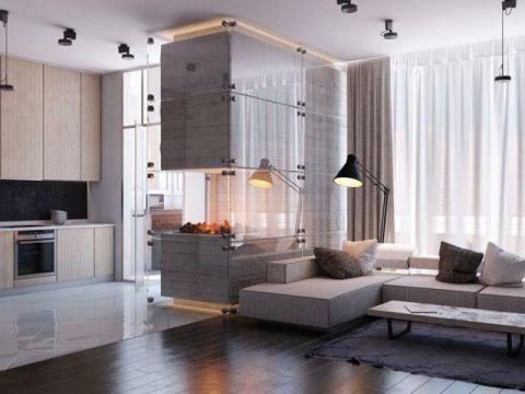 2018混搭80平米设计图片 2018混搭公寓装修设计