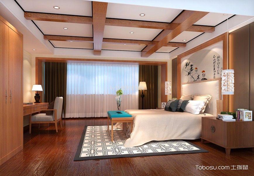 周庄宾馆卧室装潢实景图