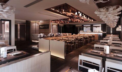 RISHI餐厅现代风格装修效果图