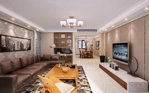 2021现代240平米装修图片 2021现代四居室装修图