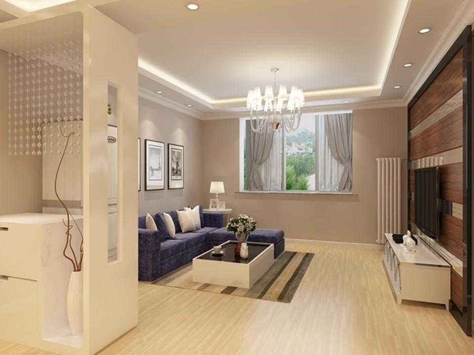 2室1卫2厅82平米现代风格