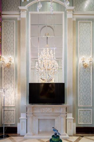 【复式】法式风格的奢华和浪漫主义
