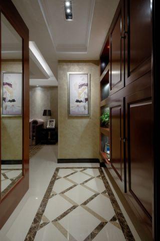 2019新古典90平米效果图 2019新古典公寓装修设计