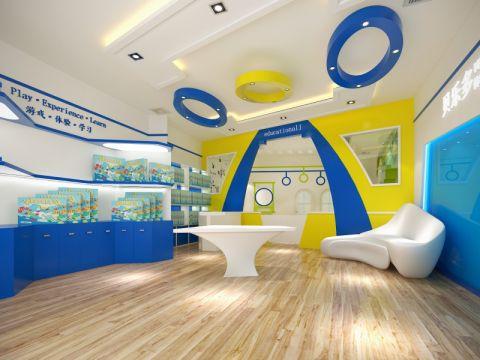 世纪东方广场贝乐多玩具店装修设计案例