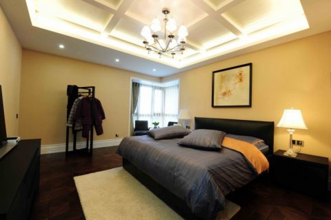 2020东南亚150平米效果图 2020东南亚三居室装修设计图片