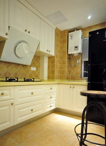 2020新古典90平米装饰设计 2020新古典二居室装修设计