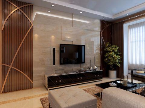 2021现代90平米效果图 2021现代二居室装修设计