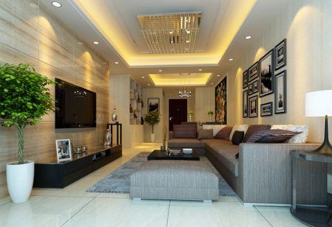 2021简欧客厅装修设计 2021简欧背景墙装修设计