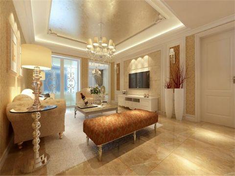 2020欧式240平米装修图片 2020欧式四居室装修图