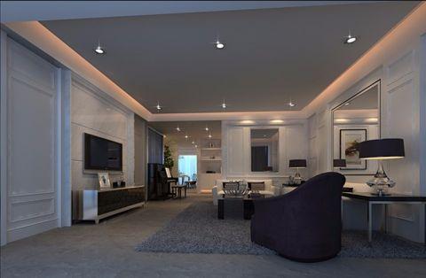 2020简欧300平米以上装修效果图片 2020简欧公寓装修设计