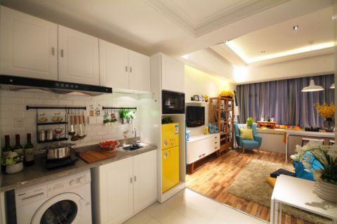 小公寓小户型现代效果图