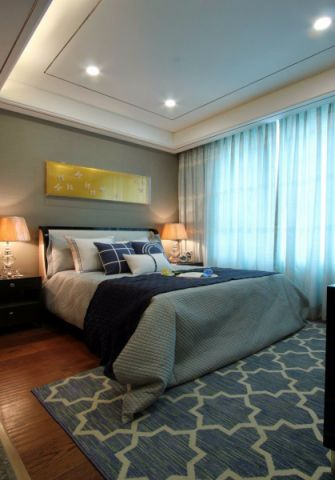 2021简欧120平米装修效果图片 2021简欧二居室装修设计