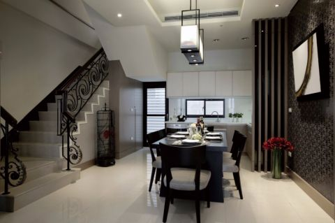 现代风格是比较流行的一种风格,追求时尚与潮流,非常注重居室空间的布局与使用功能的完美结合。