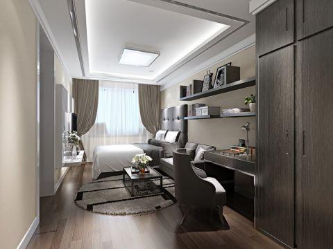 2020現代簡約70平米設計圖片 2020現代簡約一居室裝飾設計