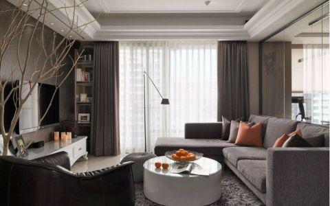 2018欧式150平米效果图 2018欧式三居室装修设计图片