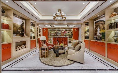 2019现代简约90平米装饰设计 2019现代简约一居室装饰设计