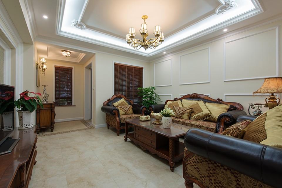 3室2卫2厅97平米美式风格