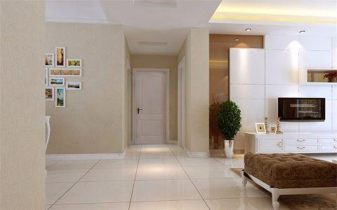 走廊现代简约风格装修图片