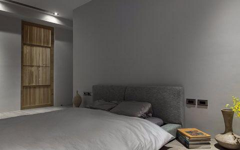 卧室现代风格装饰设计图片