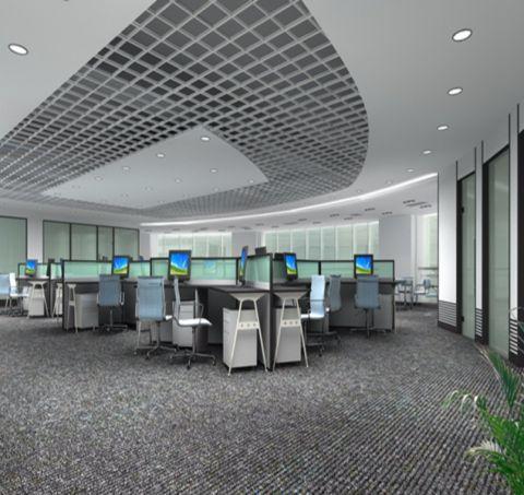 海外房地产项目省内操作中心装修效果图