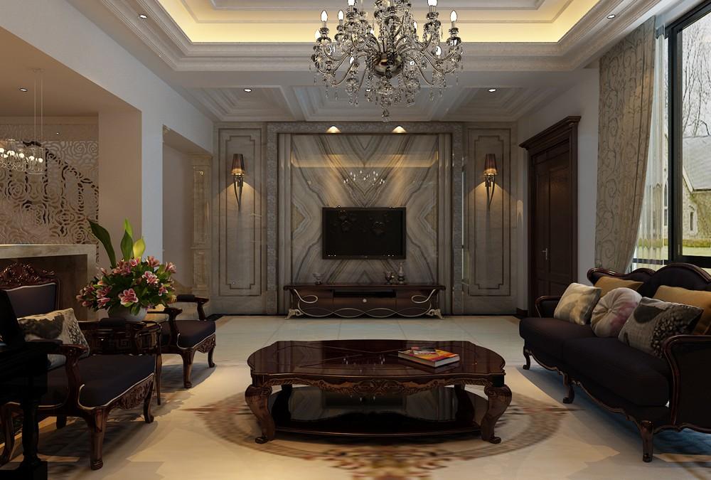 5室3卫2厅320平米欧式风格