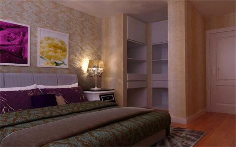 兴华公寓76平米现代风格一居室装修效果图