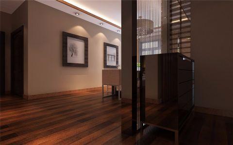 2021中式120平米装修效果图片 2021中式二居室装修设计