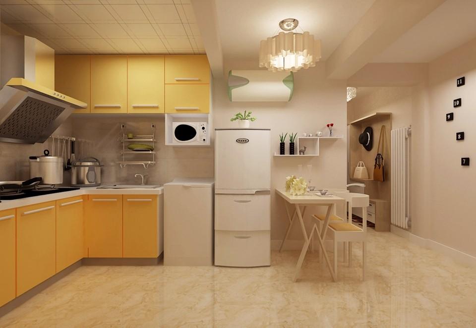 2室1卫1厅50平米现代简约风格