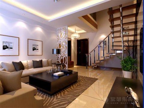 客厅黑色紫檀木茶几装潢实景图