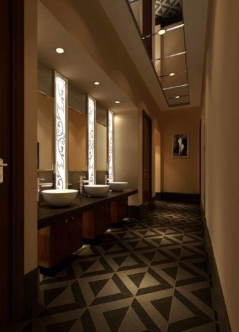 玉龙洗浴会所设计效果图