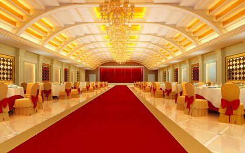 南开宴会厅装修效果图