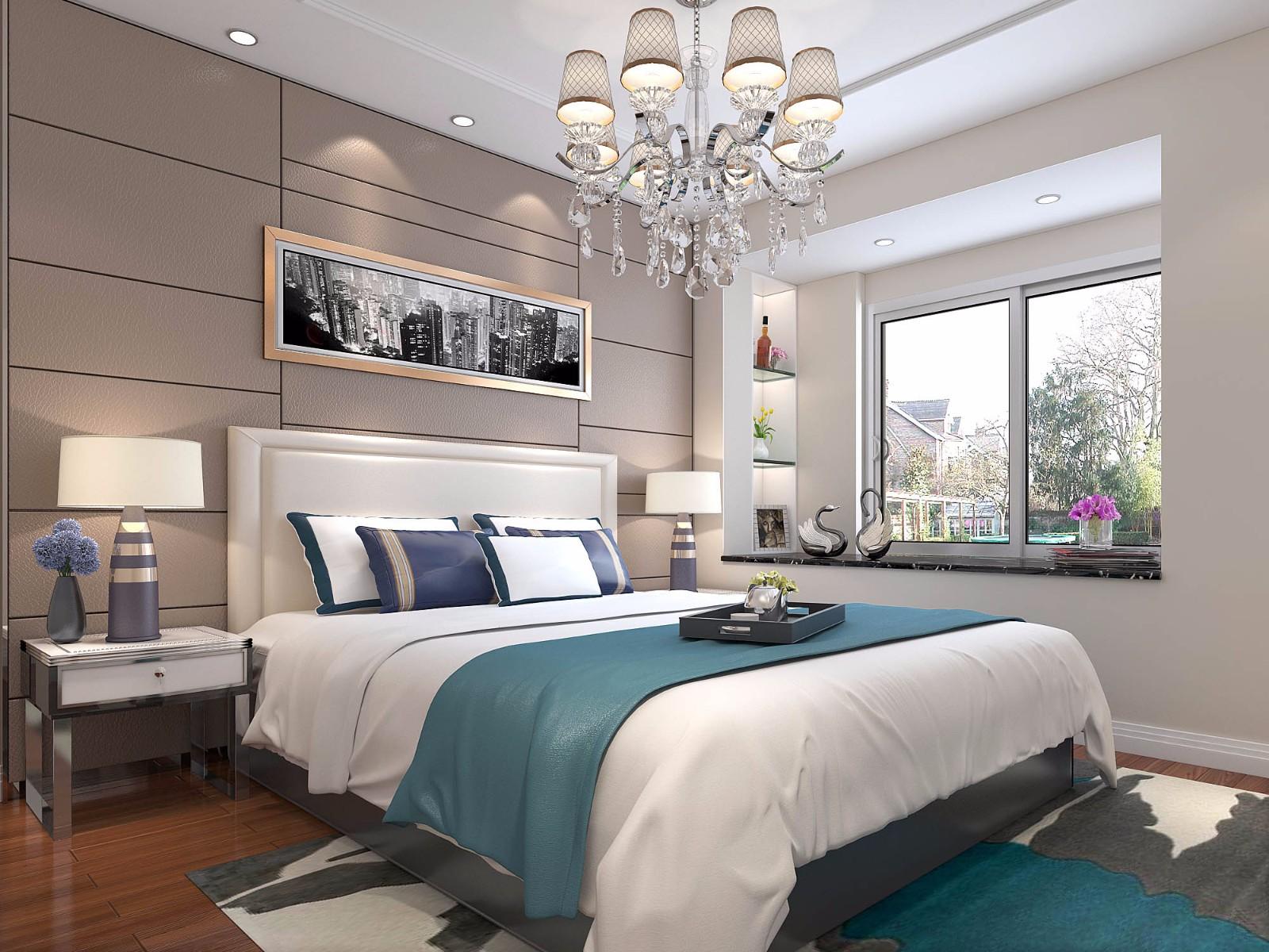 2室1卫1厅108平米美式风格