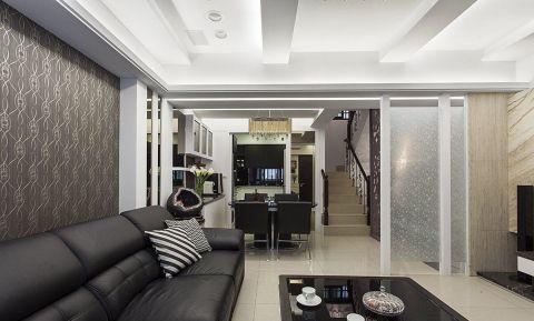 都宝花园140平米新古典风格三居室装修效果图