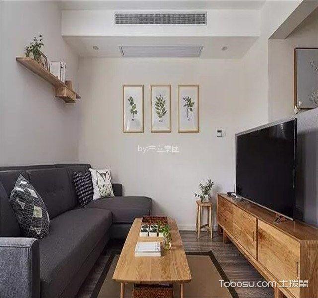 2021韩式90平米装饰设计 2021韩式二居室装修设计