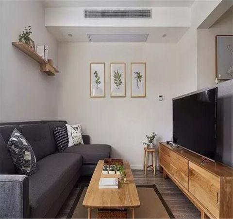 2019韩式90平米装饰设计 2019韩式二居室u乐娱乐平台设计