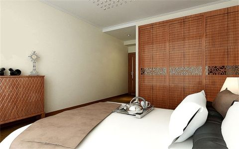 2021后现代150平米效果图 2021后现代三居室装修设计图片