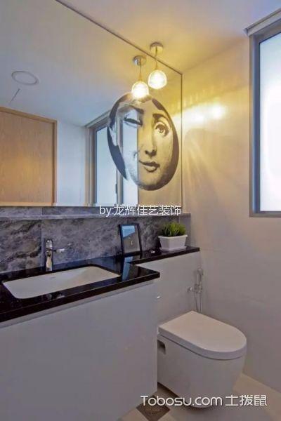 望京150平米现代风格三居室装修效果图