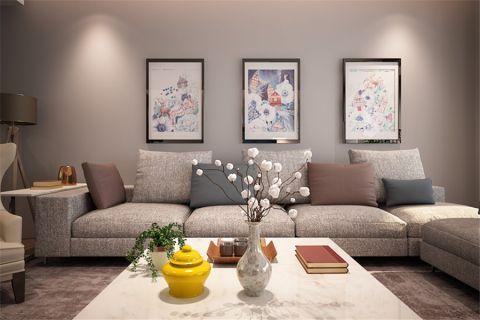 2020中式120平米装修效果图片 2020中式三居室装修设计图片