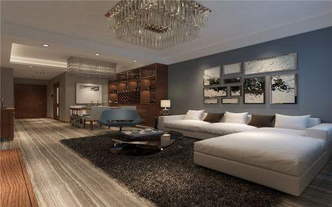 2020简约110平米装修图片 2020简约二居室装修设计