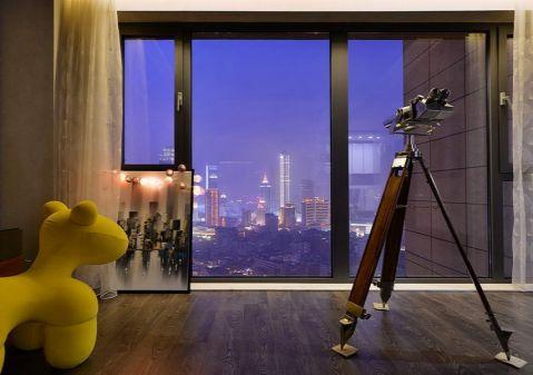2021现代简约240平米装修图片 2021现代简约三居室装修设计图片