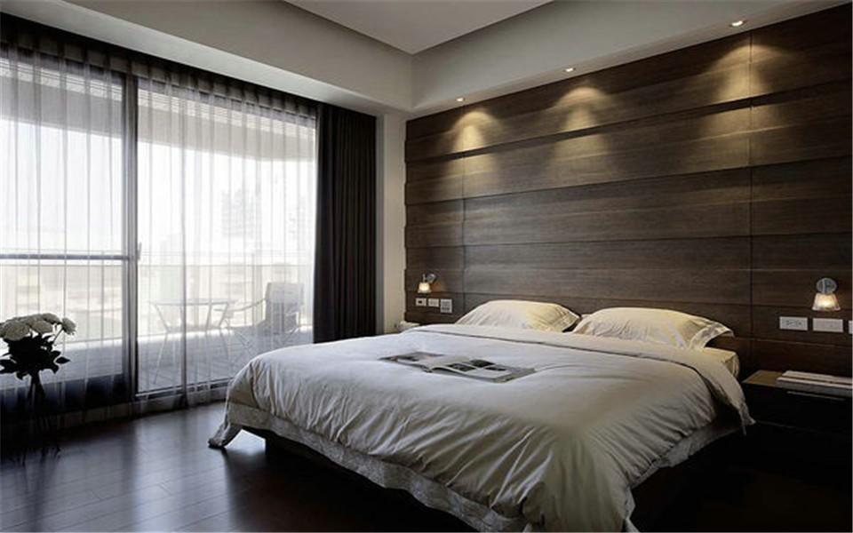 3室2卫1厅120平米后现代风格