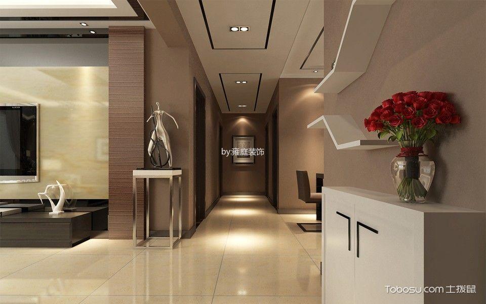 东海国际公寓时尚大气装修案例鉴赏