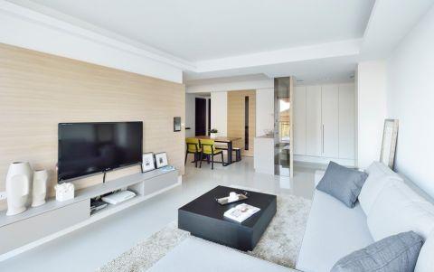 2020北欧90平米效果图 2020北欧公寓装修设计