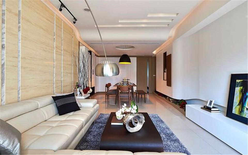 3室2卫2厅105平米中式风格