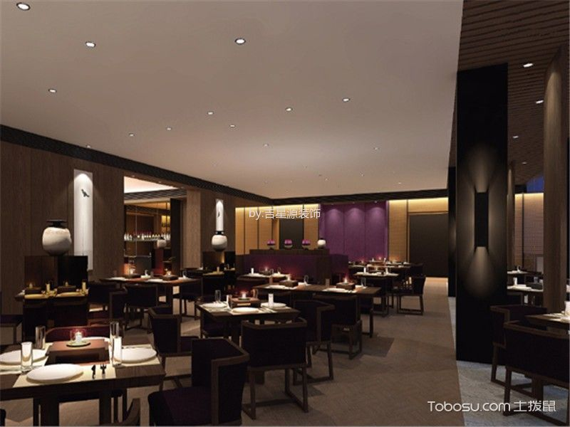 餐厅装饰图片