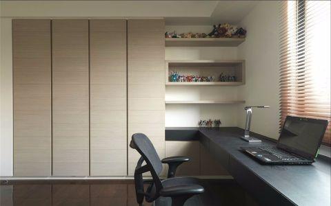泰禾红树林五居室现代简约效果图