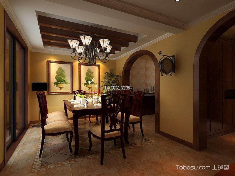 餐厅吊顶美式风格装饰图片图片