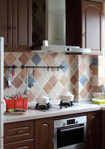 厨房东南亚风格装饰图片