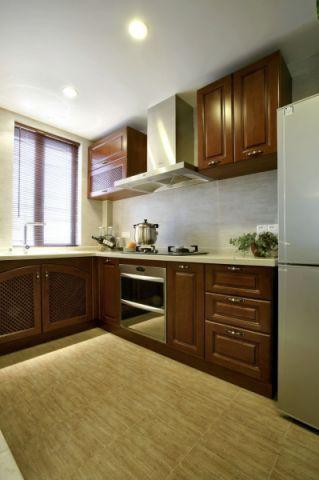 厨房东南亚风格装修设计图片