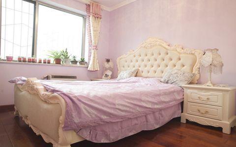 卧室窗帘韩式风格装潢图片